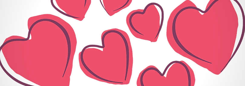 corazón chocolate bailable